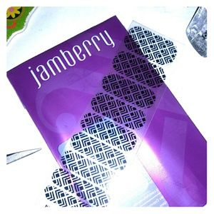 Jamberry nail wraps clear